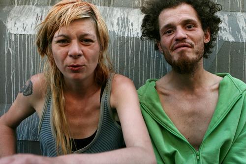 Жизнь питерской семьи наркоманов