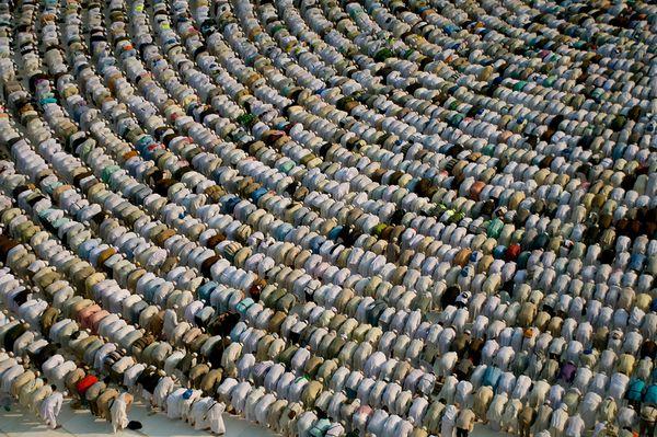 Хадж в Мекку глазами владимирской мусульманки