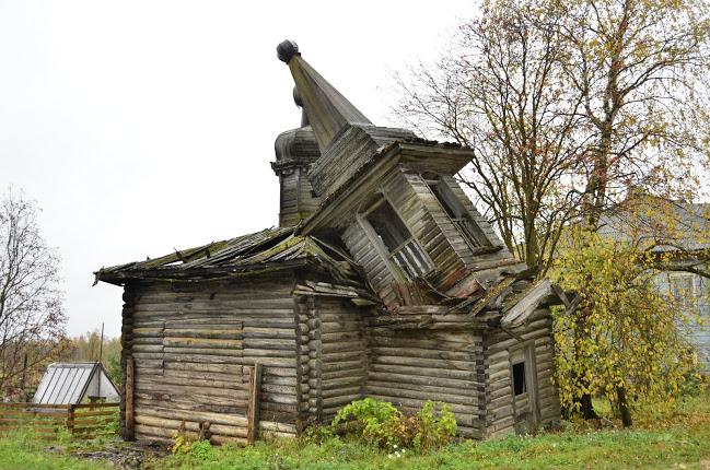 Фото недели: глубинка Архангельской области