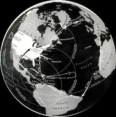 Карты вторжения в США в 1935-42 гг.: агитпроп на службе ВПК
