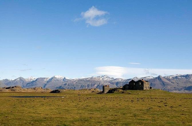 Заброшенные фермы Исландии
