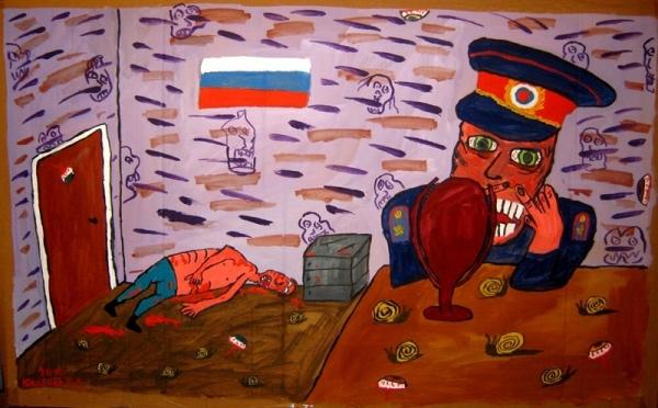 Российская полиция: плохо, но с каждым годом лучше