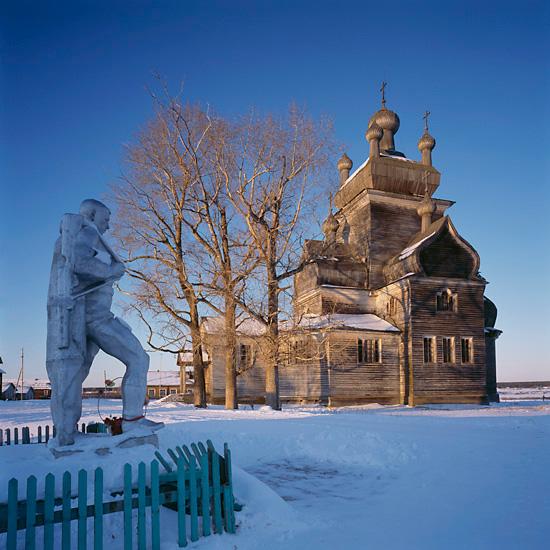 Умирающие церкви Севера России