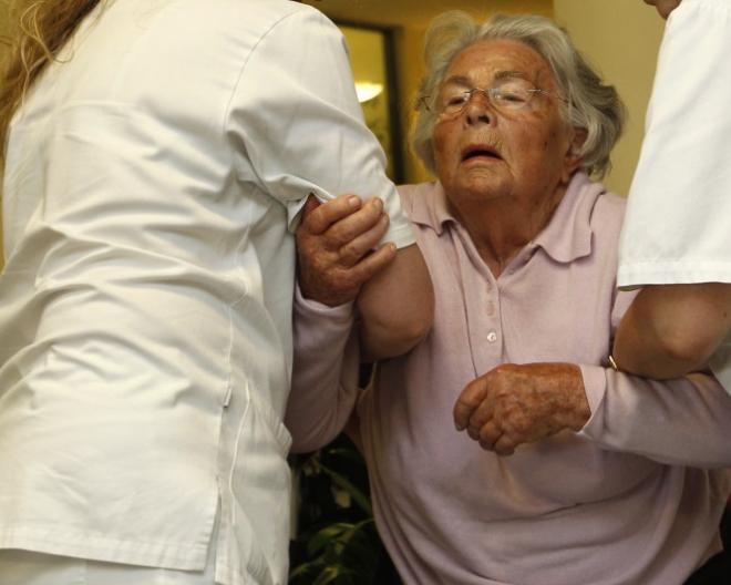 Немецких пенсионеров переселяют жить в Восточную Европу и в Третий Мир