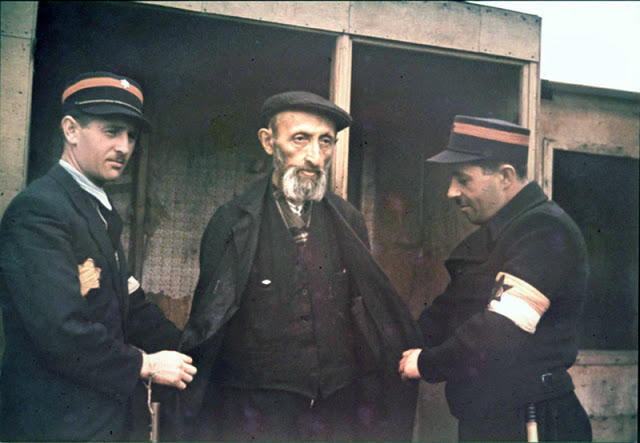 Жизнь в Лодзинском гетто – 1940-44