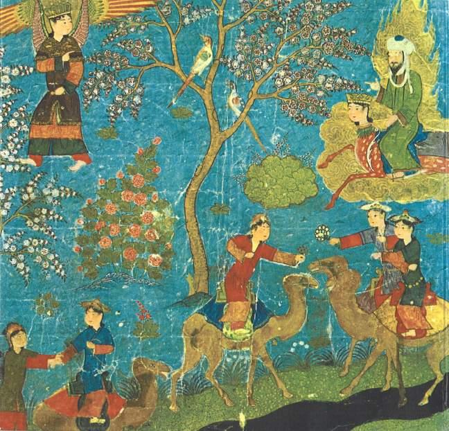Доисламские поэты: почему креативный класс VI века проиграл теократам