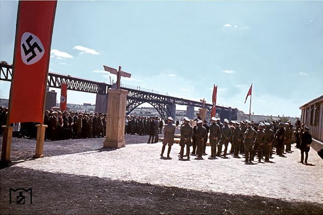 Оккупированный СССР: дневник немецкого архитектора