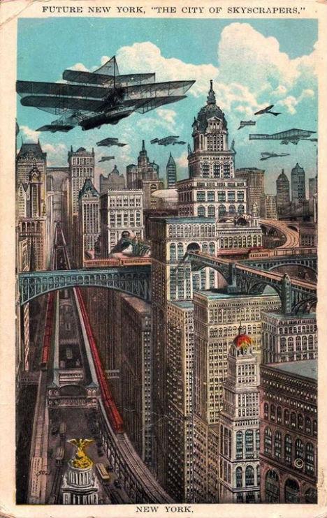 Войны будущего: взгляд из 1921 года