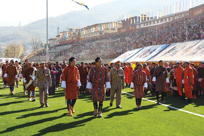 Диктатура «зелёных»: эксперимент в Бутане