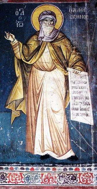 Иоанн Дамаскин как основатель исламофобии