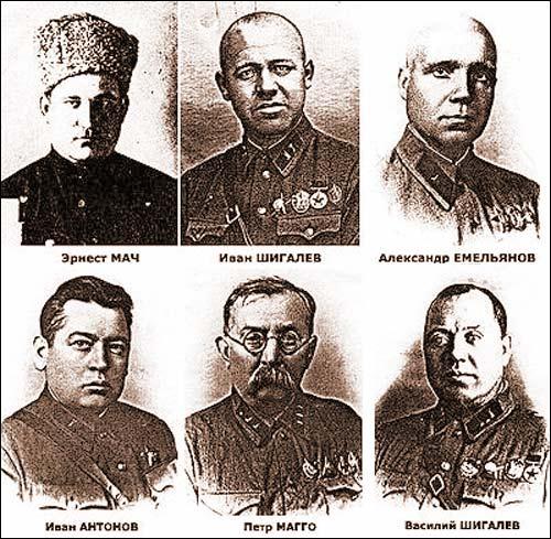 Сталинские палачи-рекордсмены