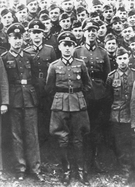 Немецкие шпионы в РККА во время ВОВ