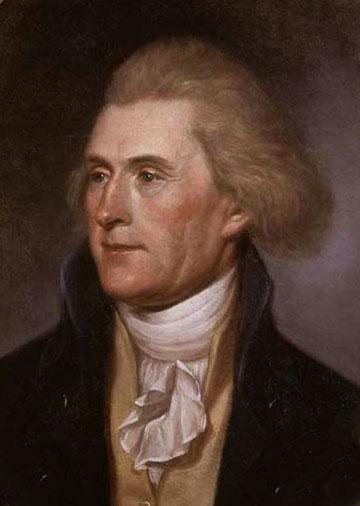 Правила жизни отца-основателя США Джефферсона