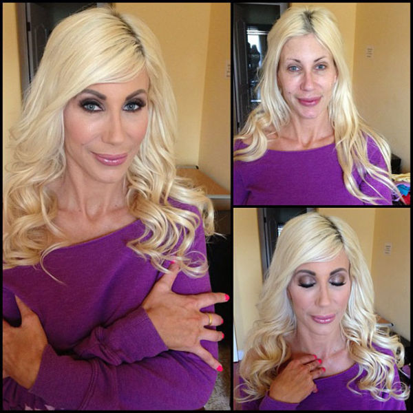 порно деление волос фото