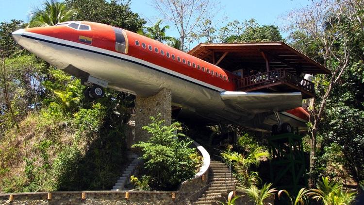 Жильё из старых самолётов
