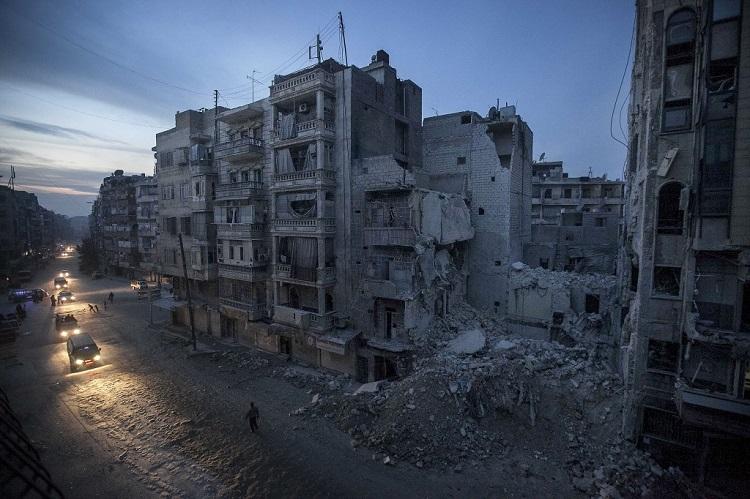 Как разжигали гражданскую войну в Сирии