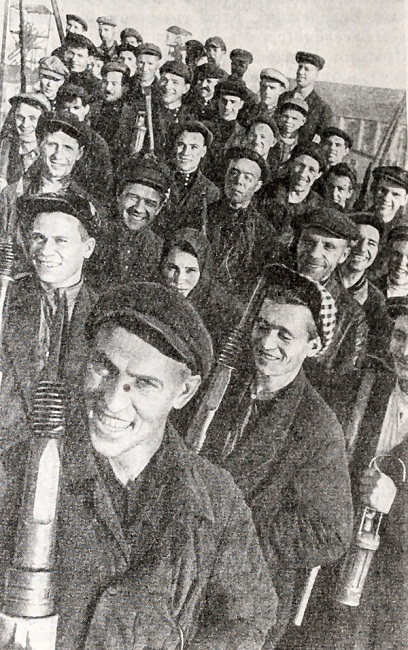 Стахановцы: погоня за длинным рублём