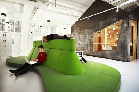 Шведская школа Openspace