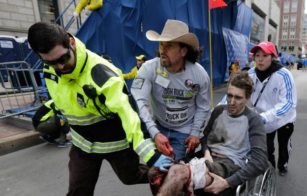 Бостонский волонтёр Карлос Арредондо: Герой Америки