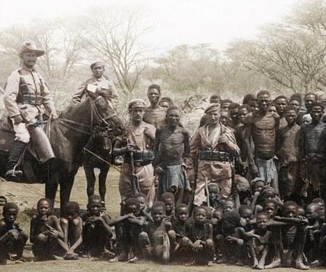 Германская Намибия: африканский «Холокост»