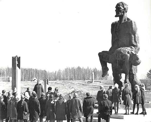 Григорий Васюра: палач Хатыни