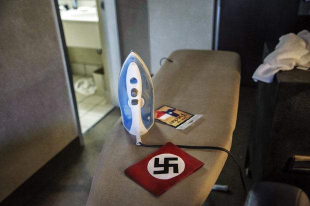 Съезд американских нацистов в Атланте