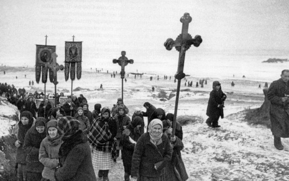 «Народное христианство» в СССР 1940-50-е годы