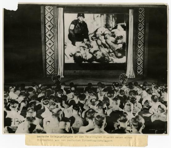 Кино и похороны: Как американцы проводили денацификацию Германии