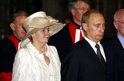 Людмила Путина: «Владимир не пьет и не бьёт меня»