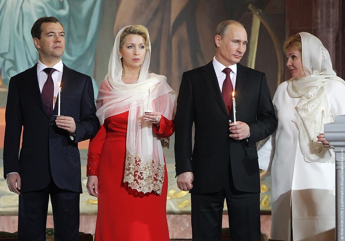 Людмила Путина: «Владимир не пьет и не бьёт меня» › Блог › Эхо ...