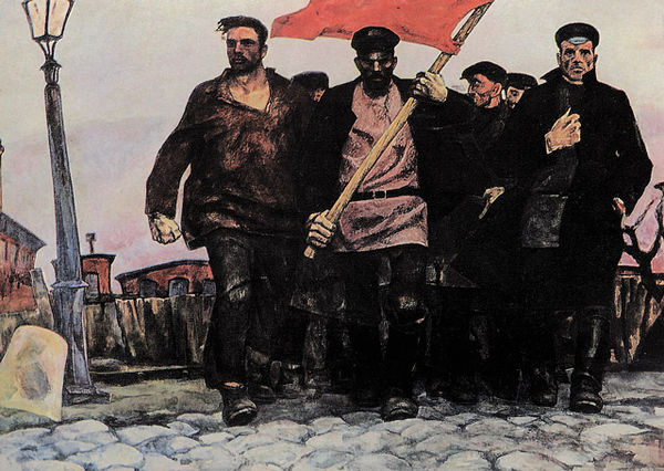 Как начиналось марксистское движение в России