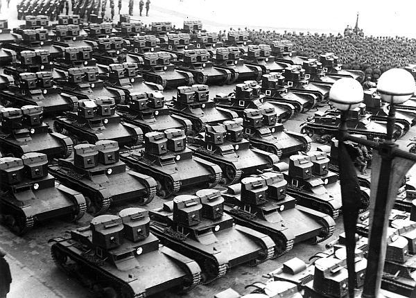 Сталин тратил на репрессивную машину больше, чем на подготовку к войне
