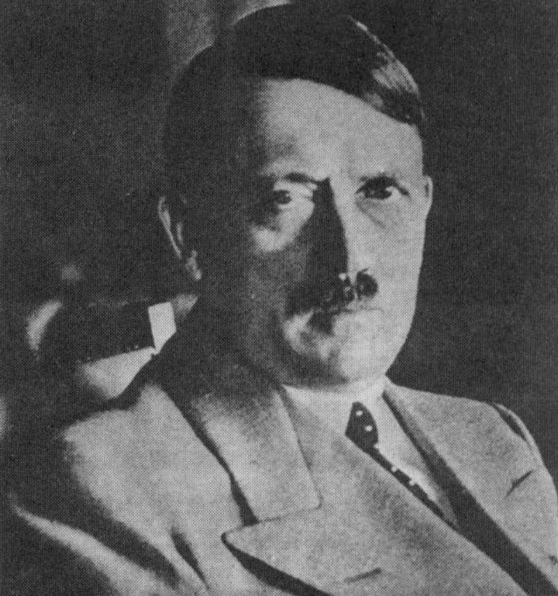 Фото дня: опознай Гитлера