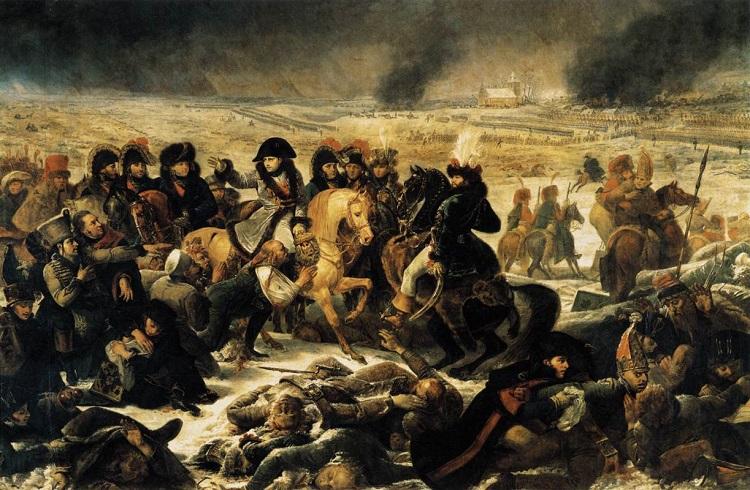 1812 год: вынужденная для Наполеона война на опережение
