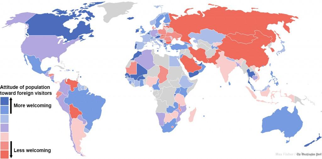 Верь, грусти, кури: Россия в глобальной картографии рейтингов