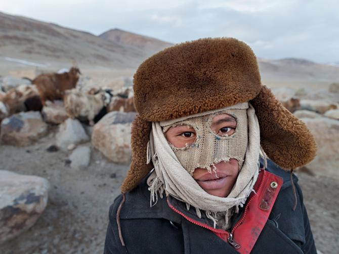 Дикие киргизы на «крыше мира»