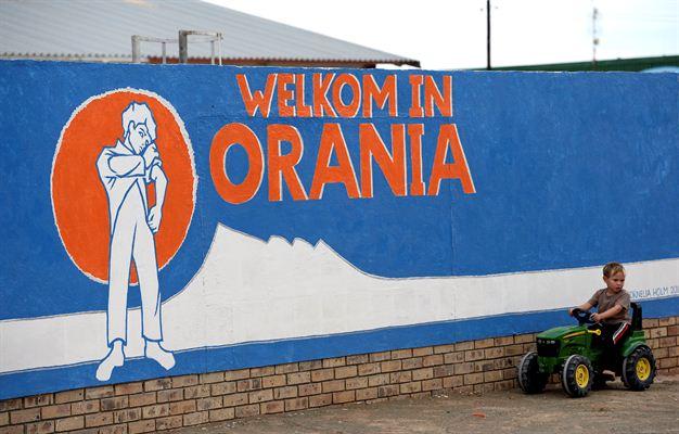 Орания: автономия белых в ЮАР
