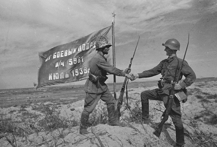 Репрессии командиров РККА не повлияли на качество армии