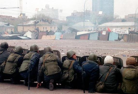 Роман Сергея Шаргунова: 1993