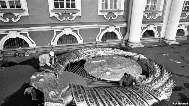 Гефтер и Павловский, 1993 год – о будущем русских и России