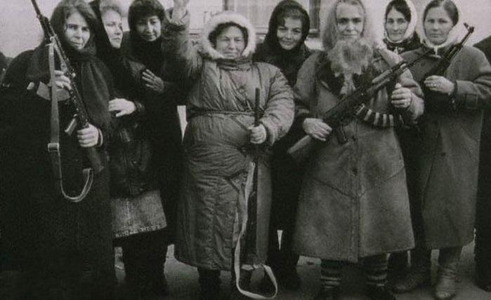Как в 2005 году женщин в Чечне поразила эпидемия психоза