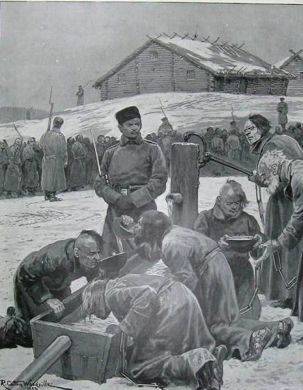 «Крестовый поход» США против «Империи Тьмы» — России – в начале ХХ века