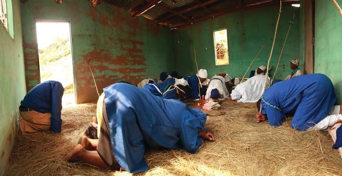 Как христиане Свазиленда изгоняют бесов