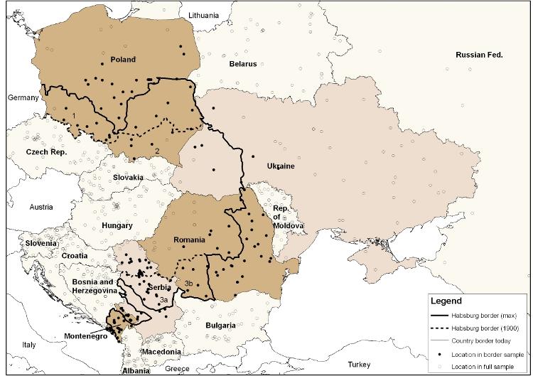 Австро-Венгрия: «историческая память» бюрократии спустя сто лет