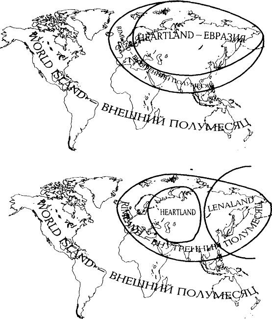 Как выглядит Российская Евразия у Александра Дугина
