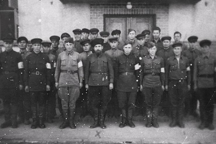 Республика Россоно: против немцев и большевиков