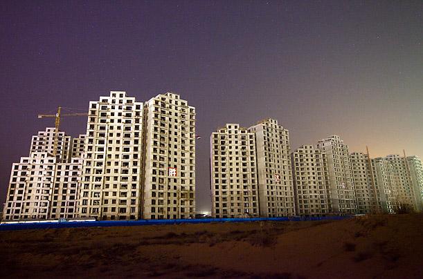 Китайский Ордос: самый большой город-призрак в мире