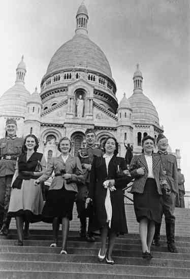 Пропагандисты РОА в оккупированной Франции, часть I