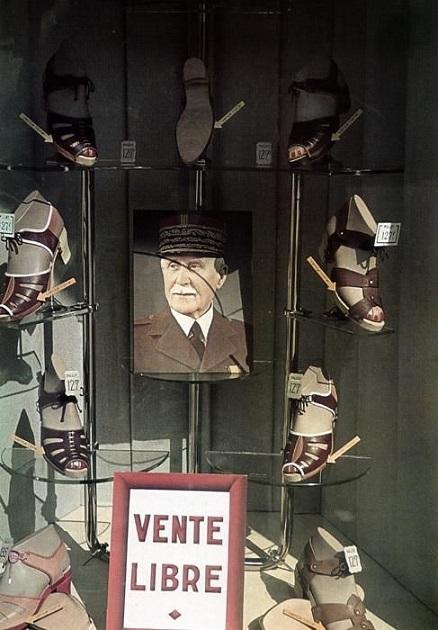 Пропагандисты РОА в оккупированной Франции, часть II