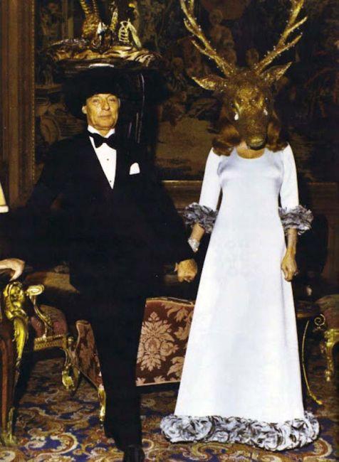 Бал у Сатаны: Вечеринка илюминатов в поместье Ротшильда в 1972 году
